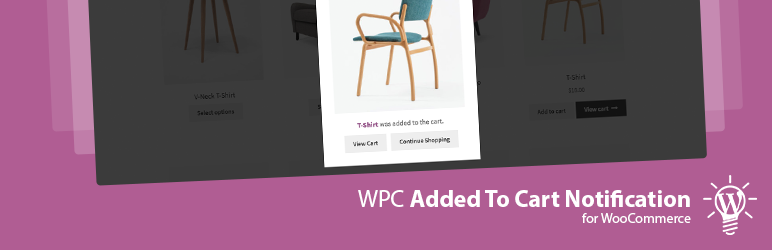 WPC Added To Cart Notification for WooCommerce